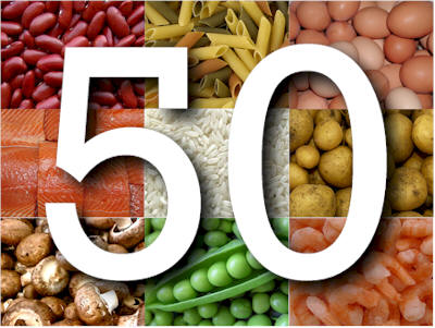 50 Fundamental Recipes